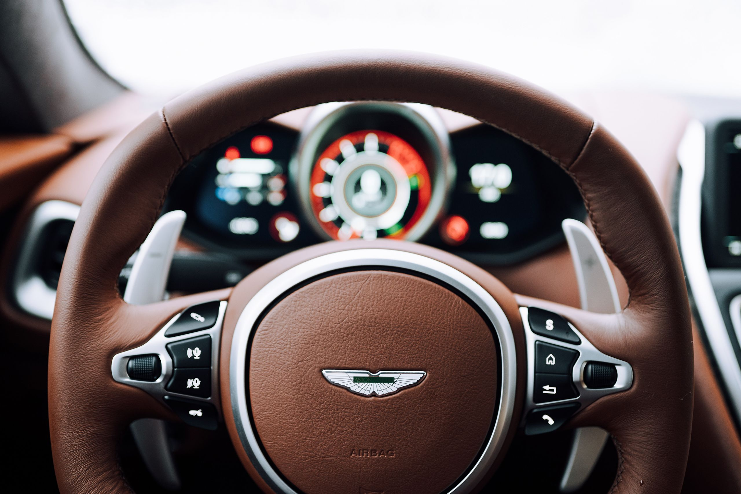 aston martin dbs interior luxury car