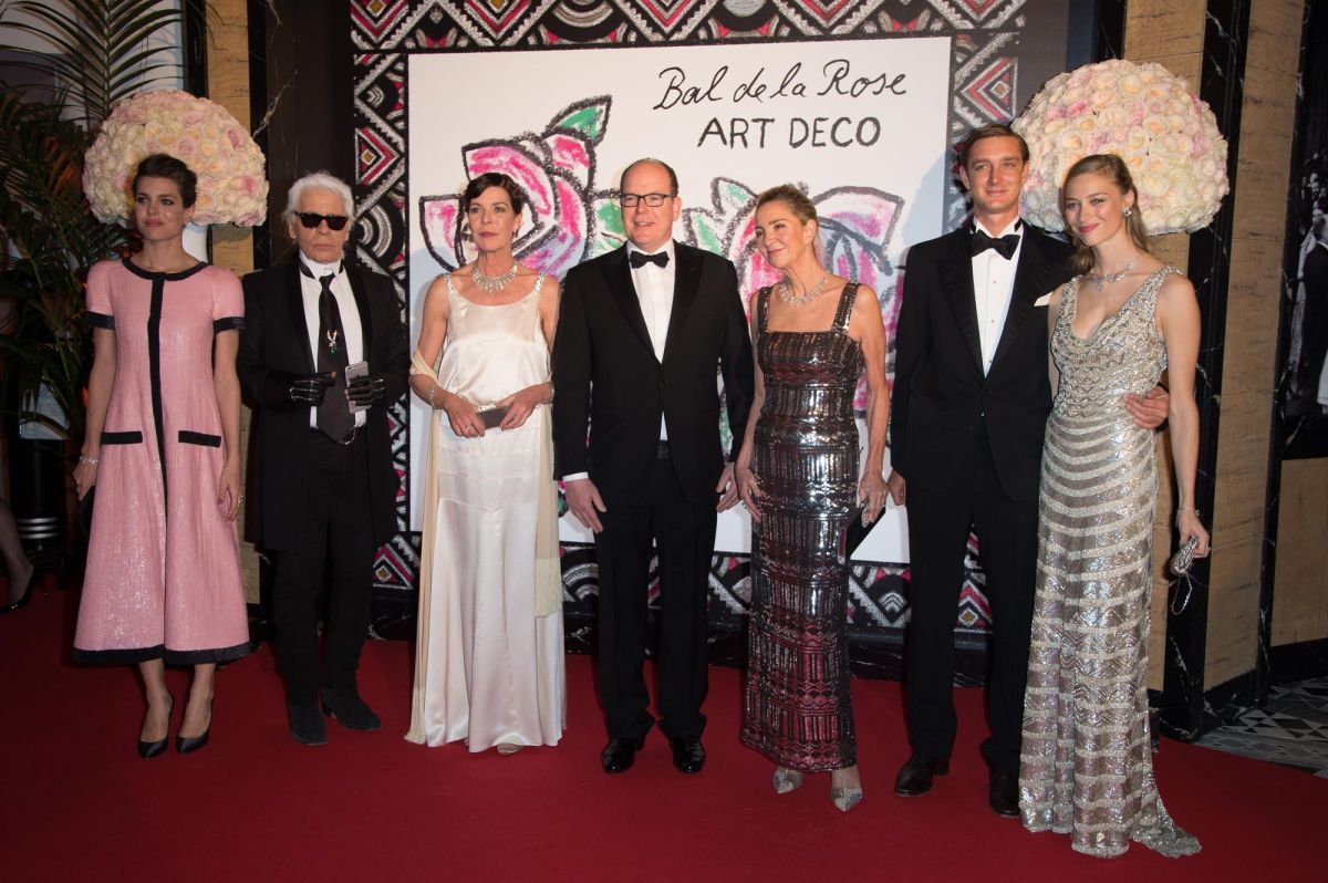bal de la rose rose ball