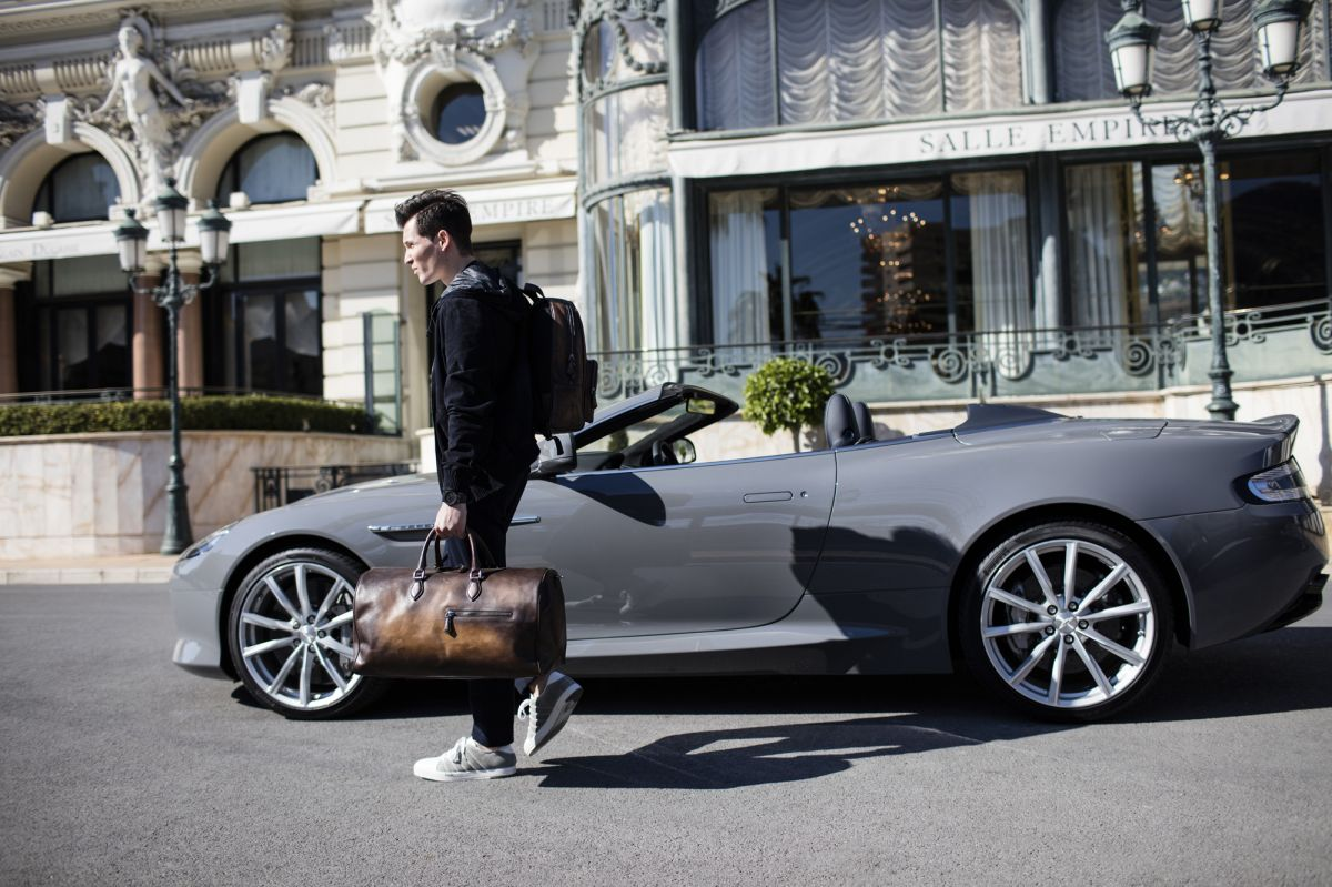 berluti full outfit monaco luxury lifestyle tom claeren