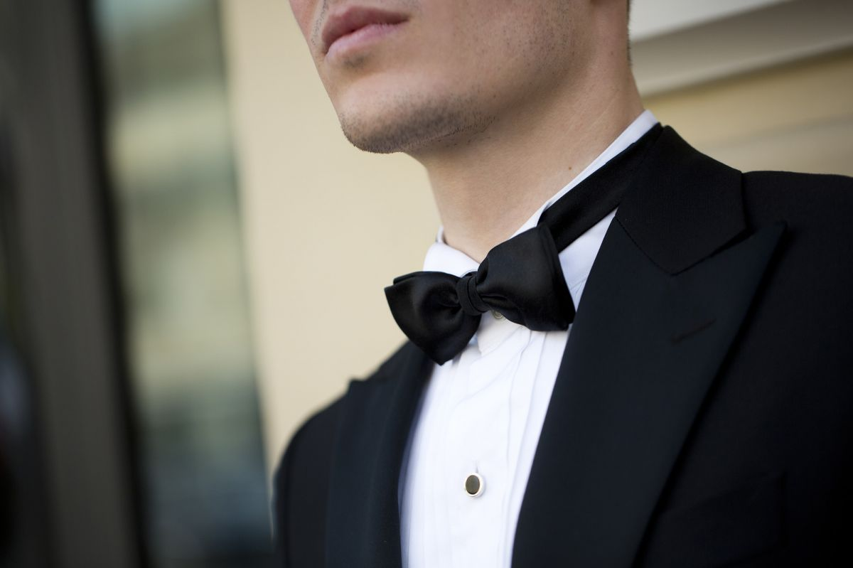bow tie brooks brothers