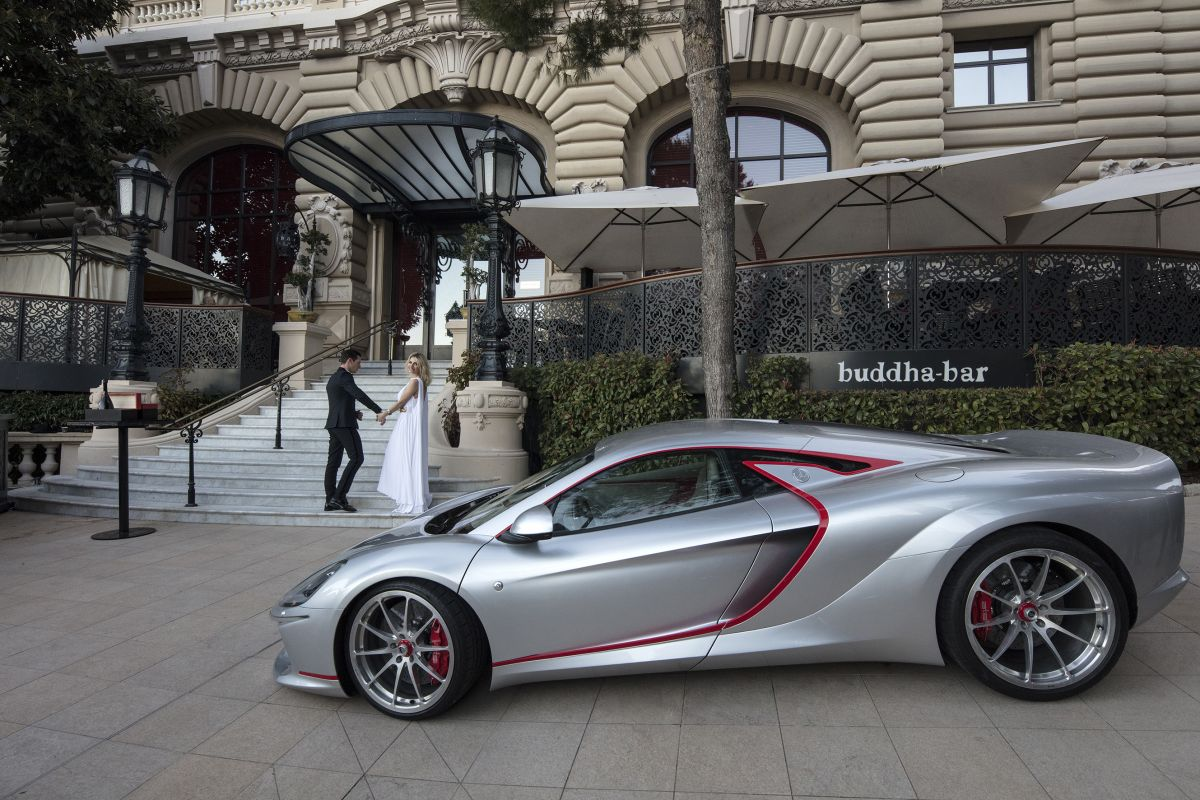 buddha bar monte carlo event supercar
