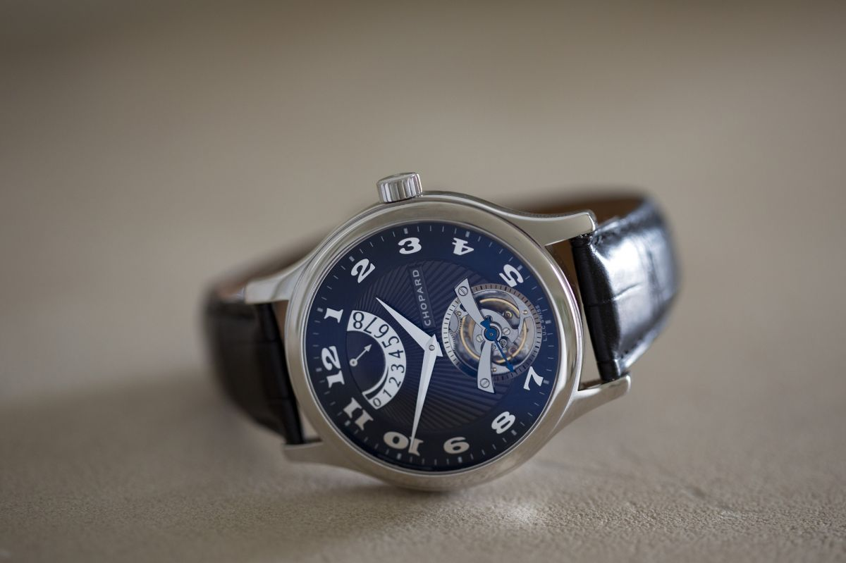 chopard excellency timepiece hd