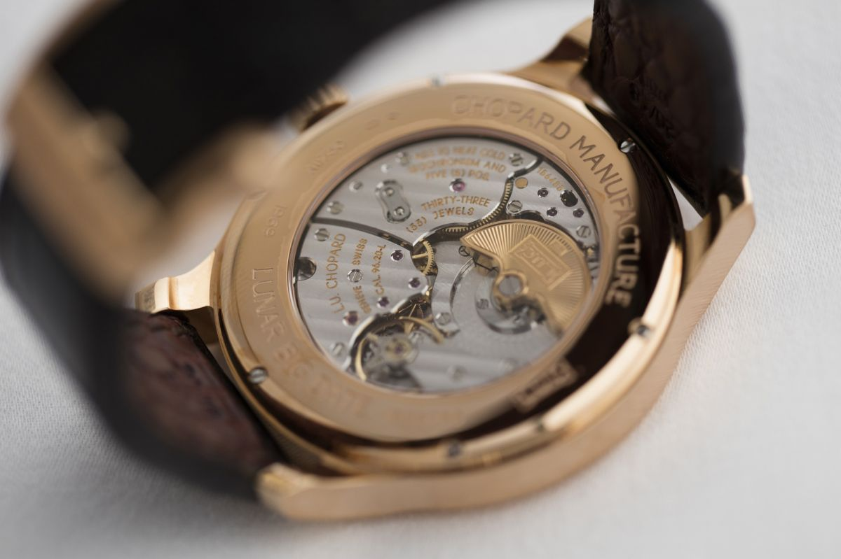 chopard L.U.C Lunar Big Date 18K rose gold