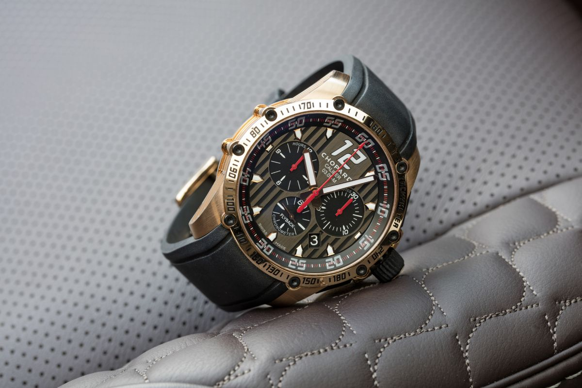 chopard super fast chrono monaco luxury timepiece