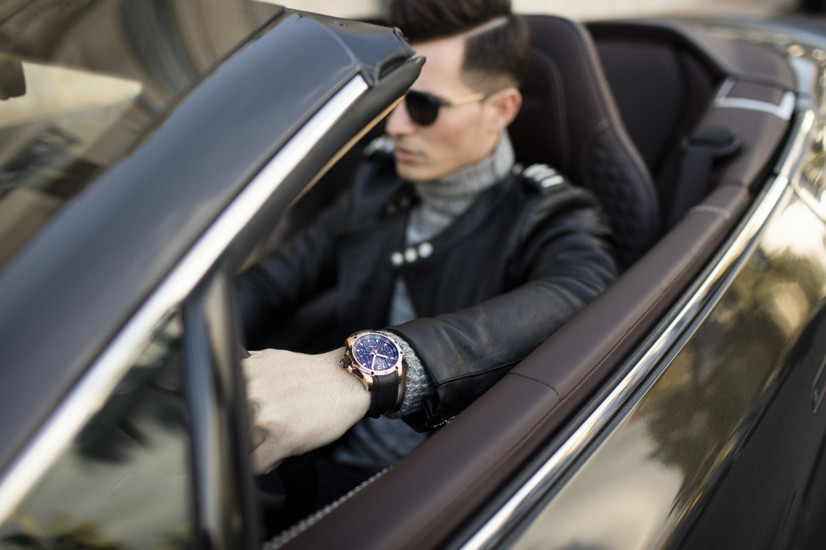chopard super fast chrono monaco luxury