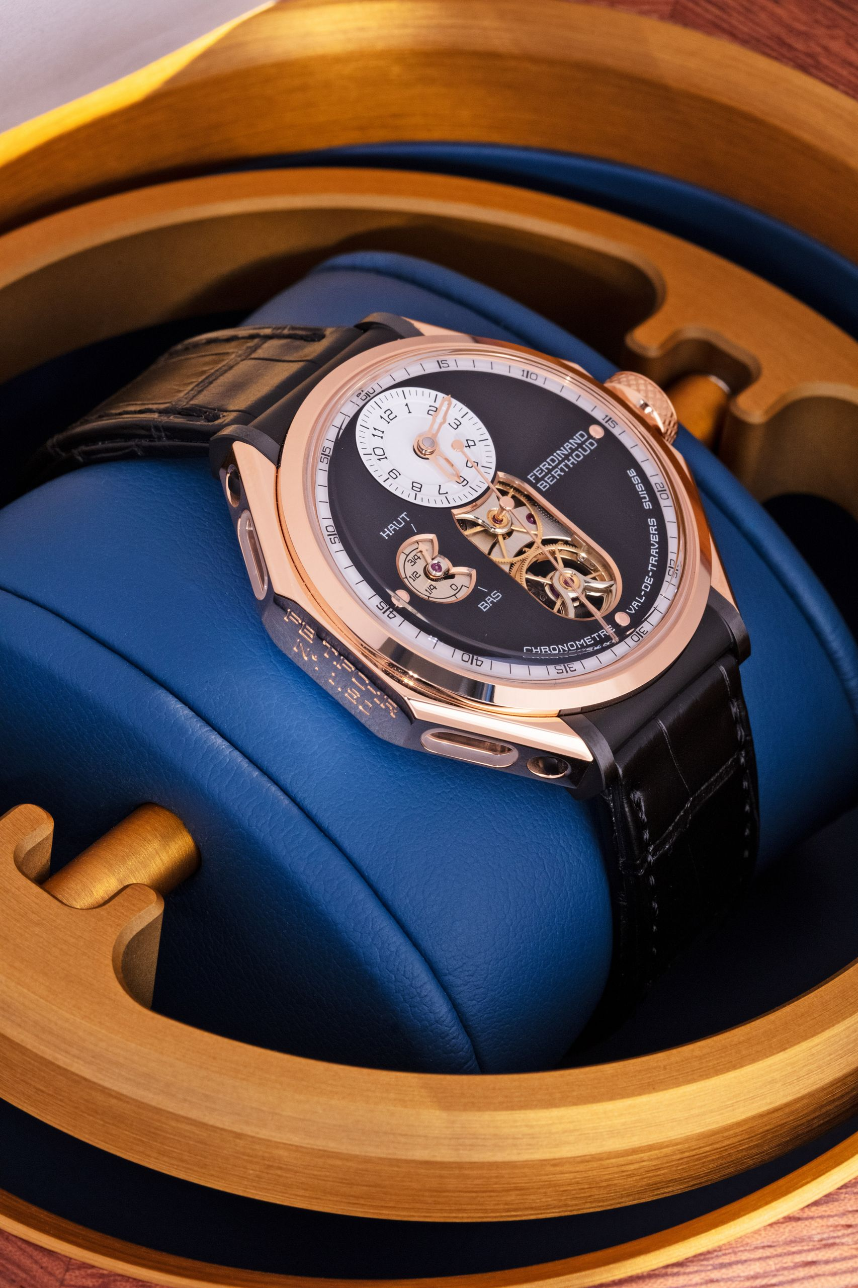 ferdinand berthoud monaco luxury watch art in time