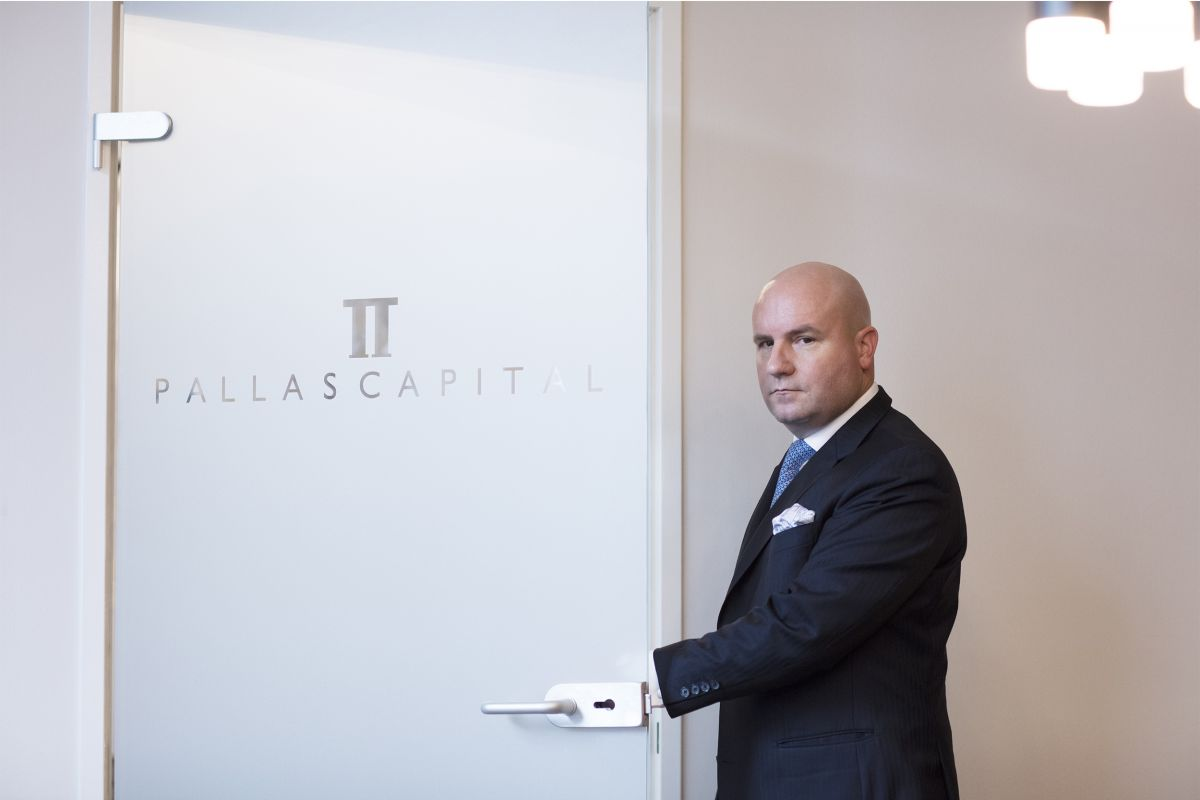 florian koschat ceo pallas capital
