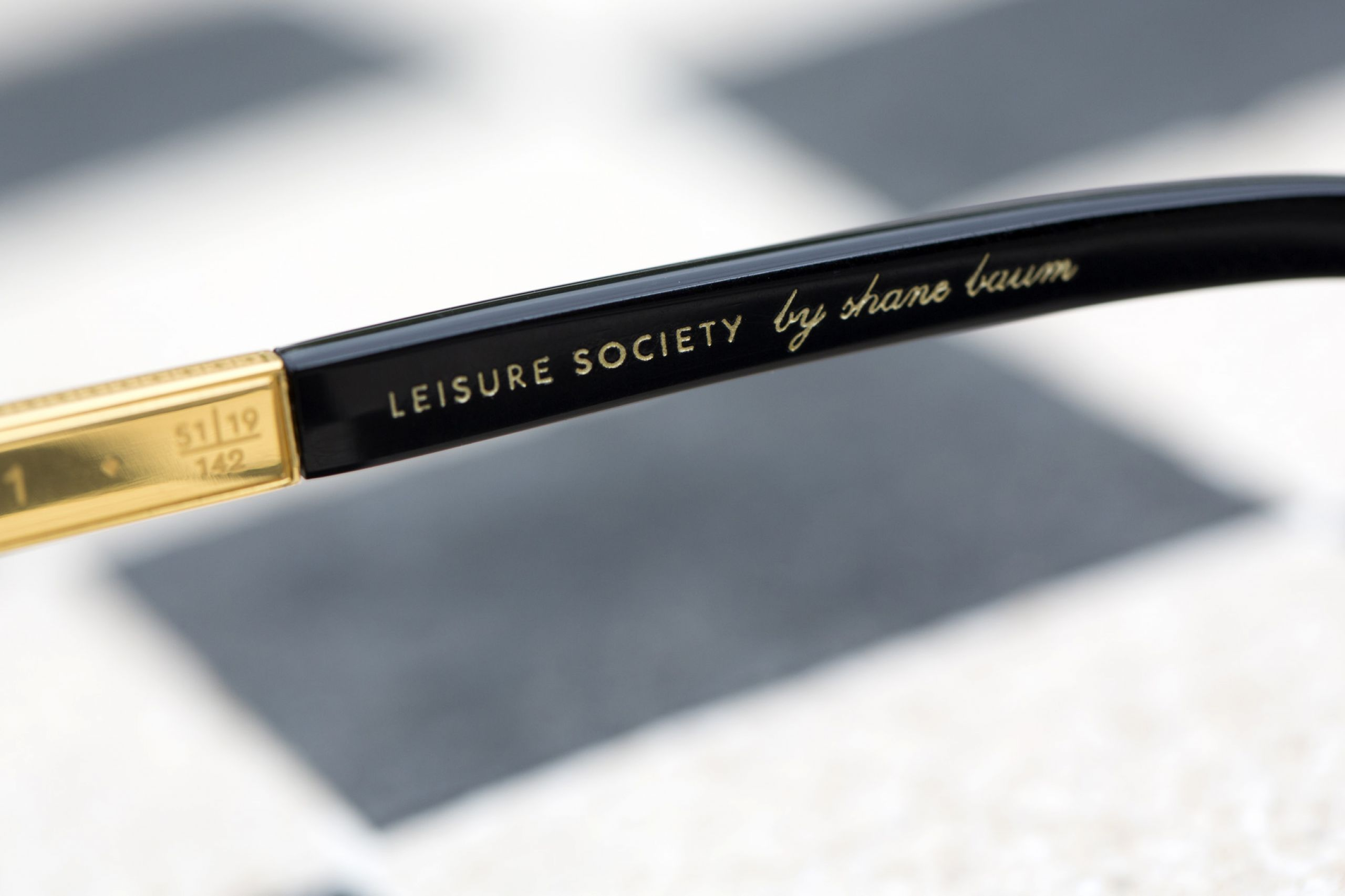 leisure society Oxford Sunglasses design shane baum