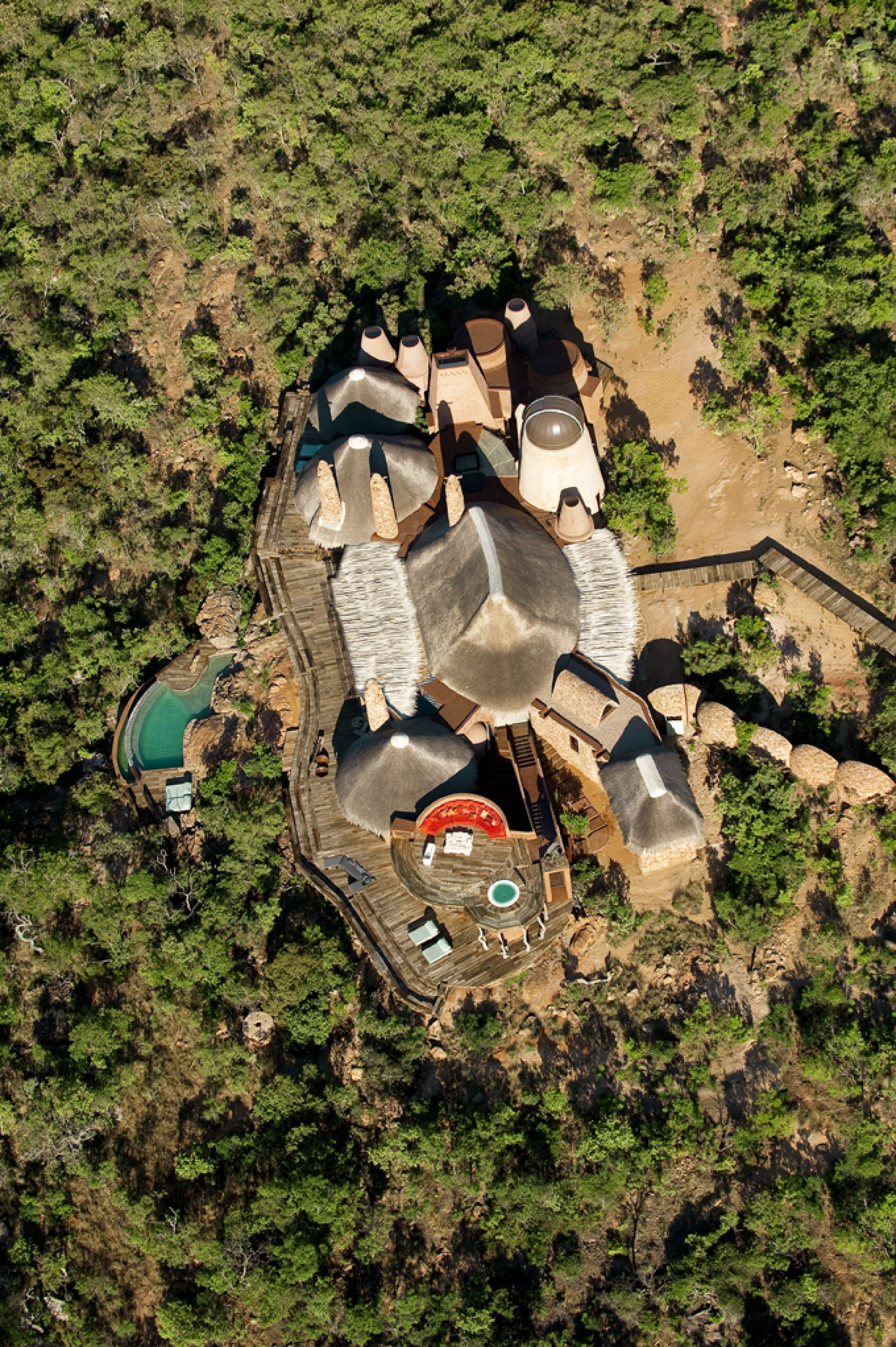 leobo private villa africa safari luxury hotel