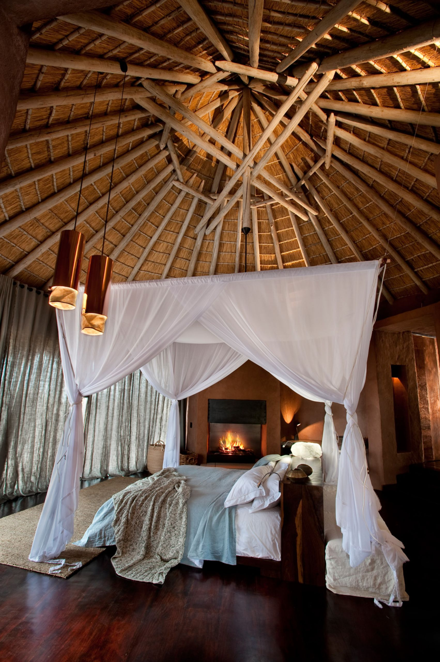 luxury lodge villa leobo africa
