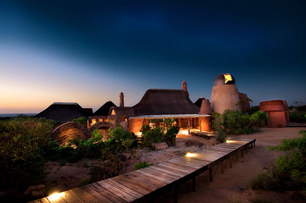 luxury safari residence africa leobo