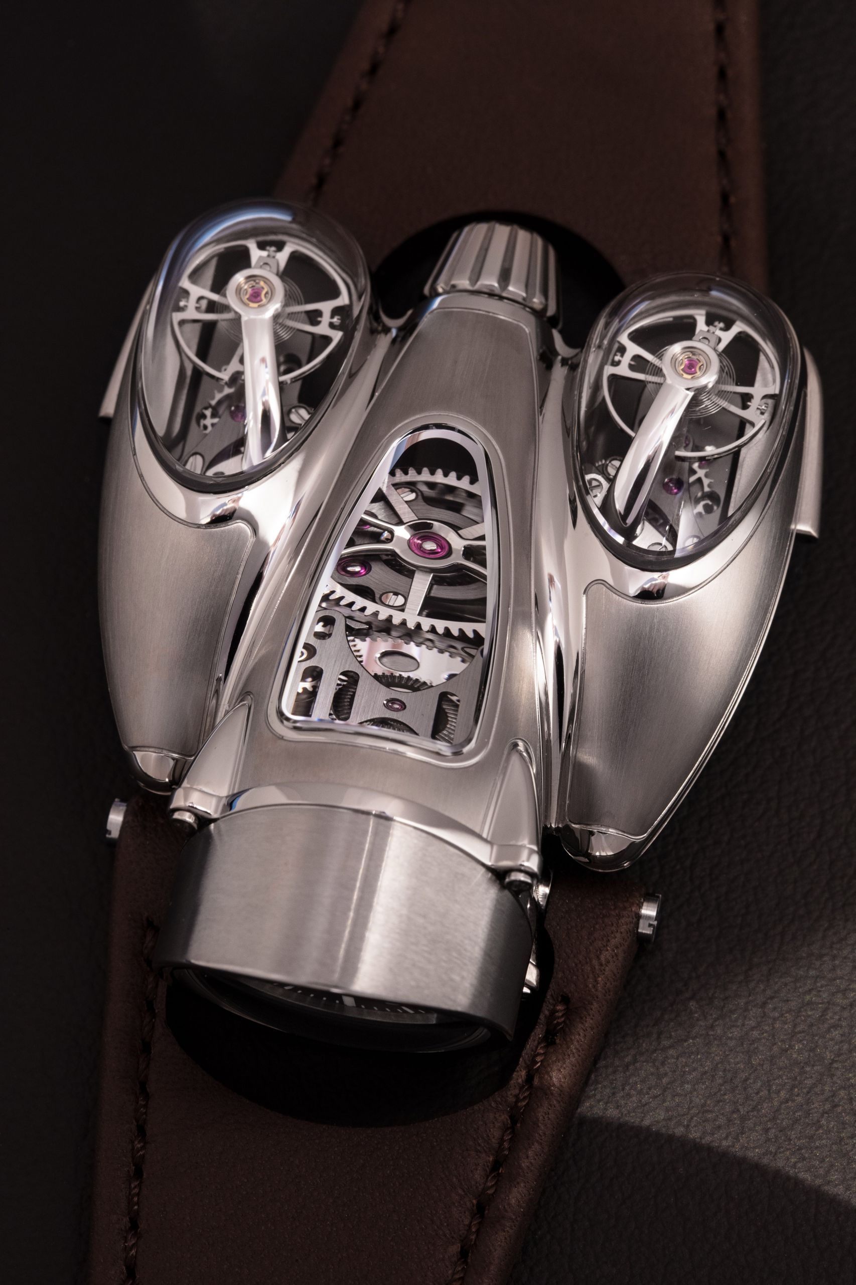 mb&f HM9 tom claeren monaco art in time