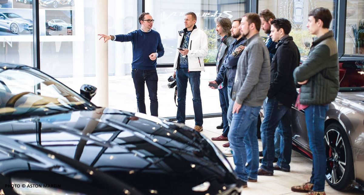 miles nurnberger aston martin director of design