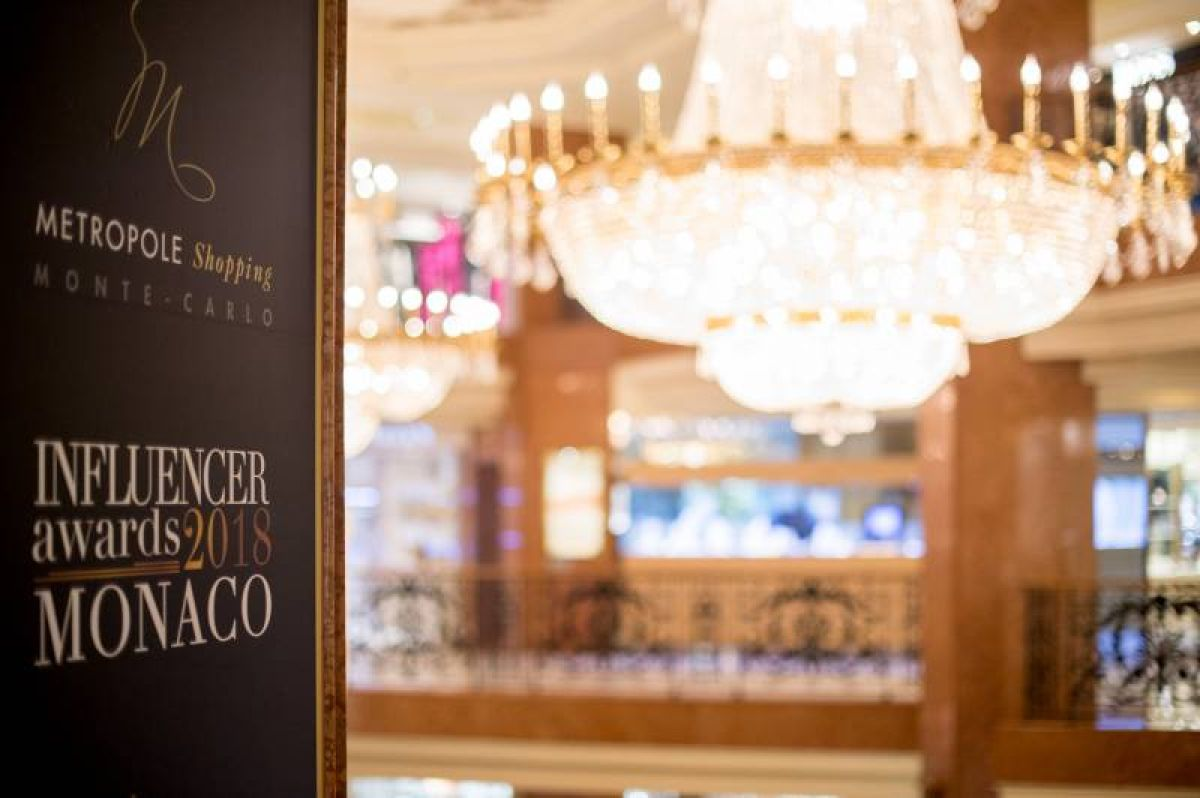 monaco influencer awards metropole