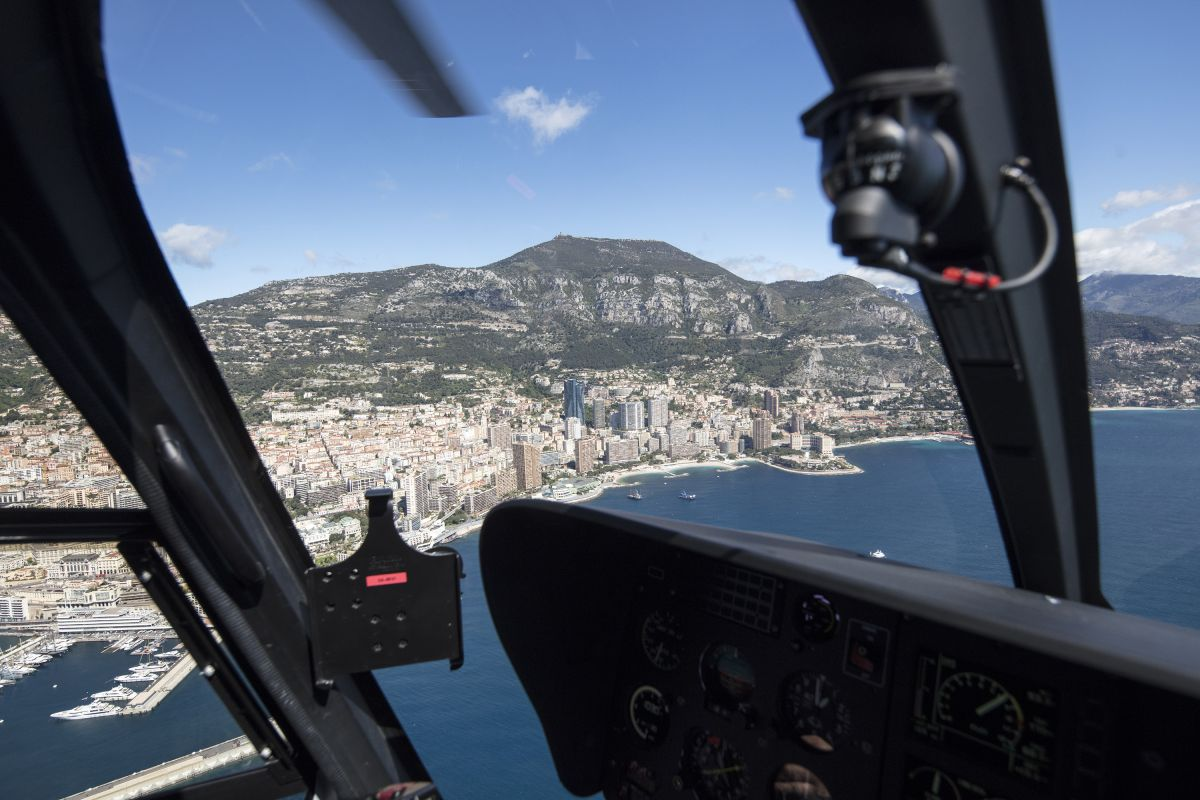 monaco view hd helicopter