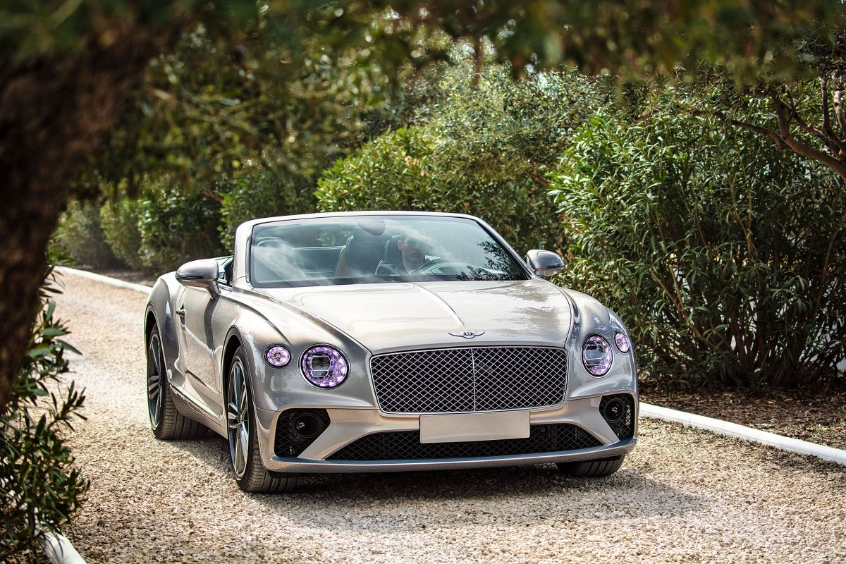 new bentley continental gtc 2019