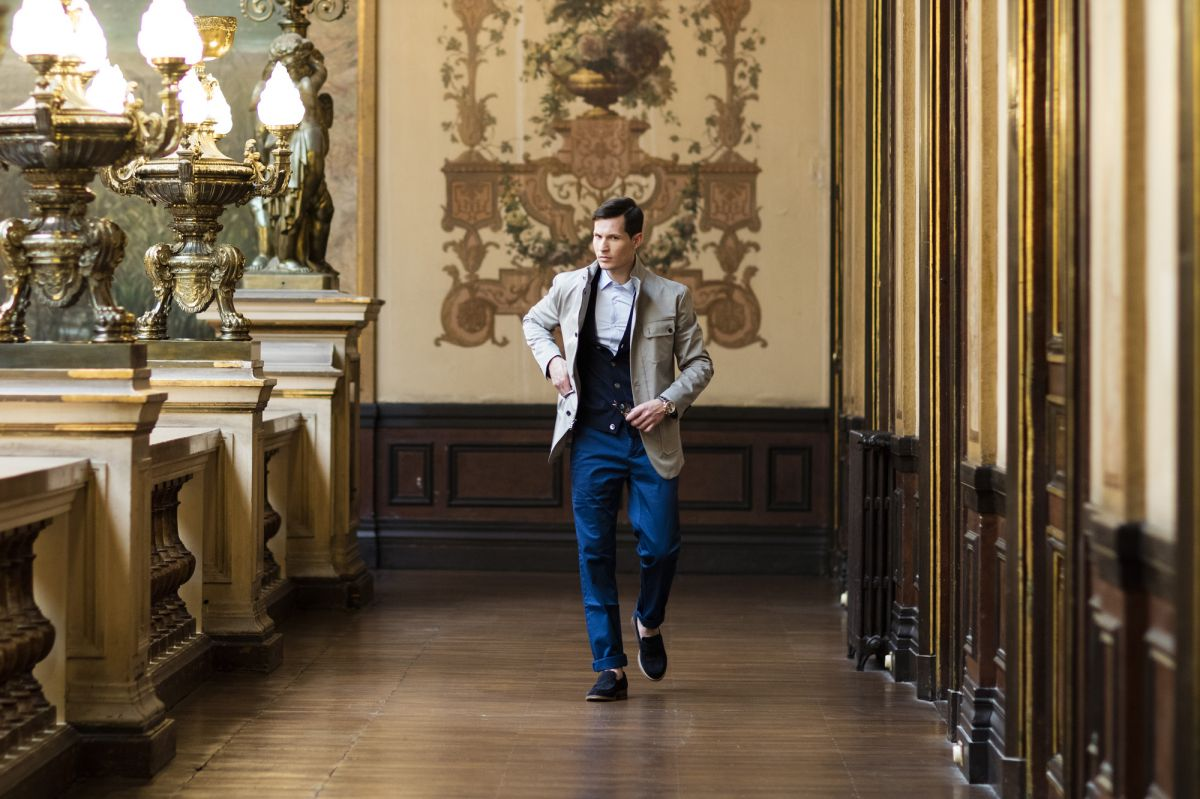 opera monaco brooks brothers outfit