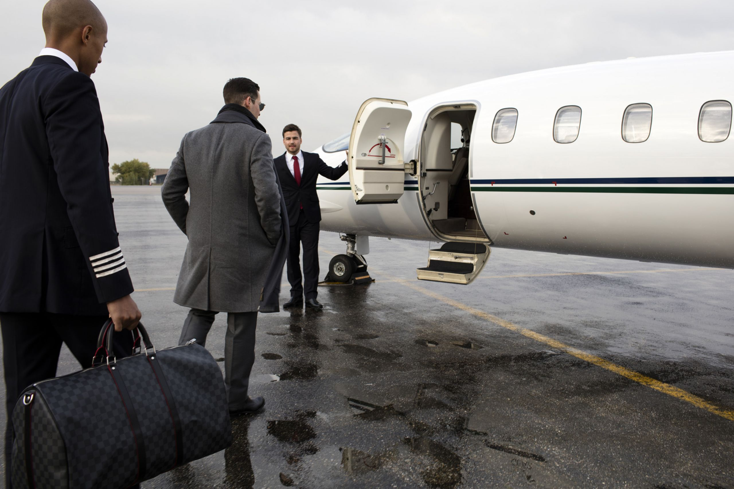 private jet charter lifestyle