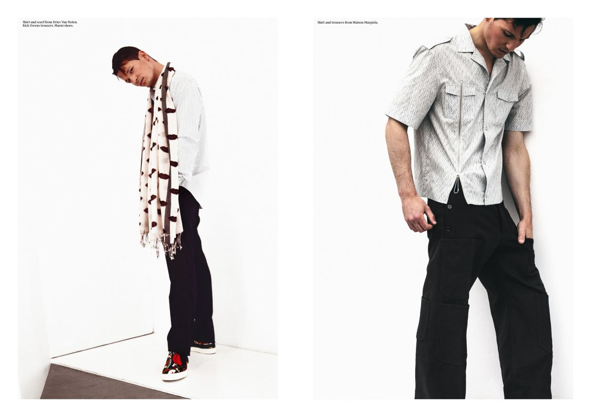 projecteurs magazine tom claeren editorial portrait fashion lifestyle