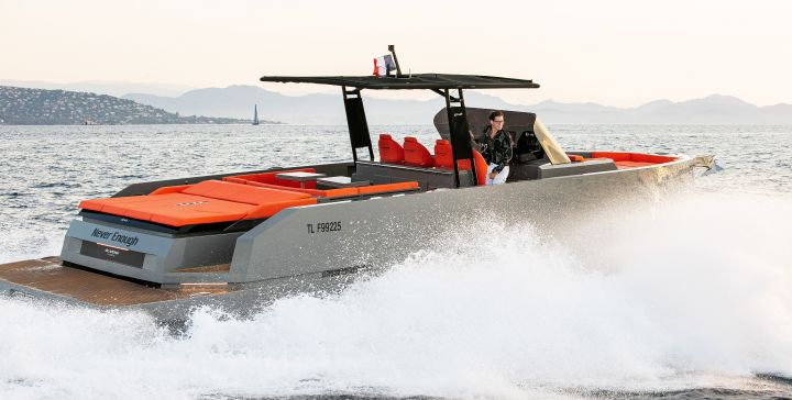 Sea Trials with<br><b>De Antonio Yachts<br></b>