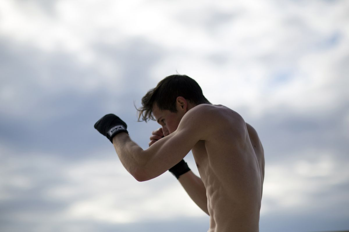 shadow boxing life challenge reach goals