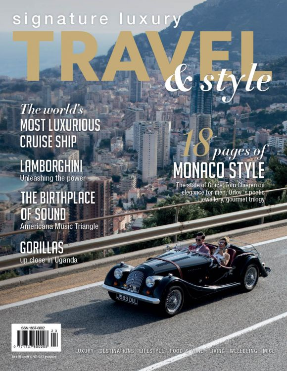SIGNATURE LUXURY<br><b>TRAVEL & STYLE</b>