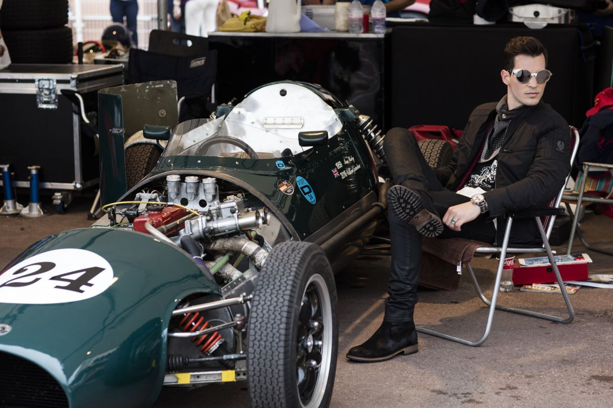 Tom Claeren Grand Prix Monaco Historique Tom Ford men style Belstaff Society Club