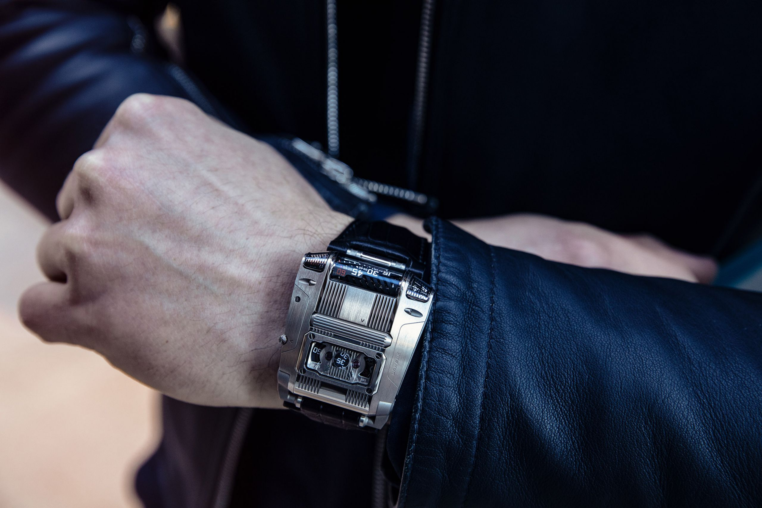 urwerk luxury watch monaco art in time