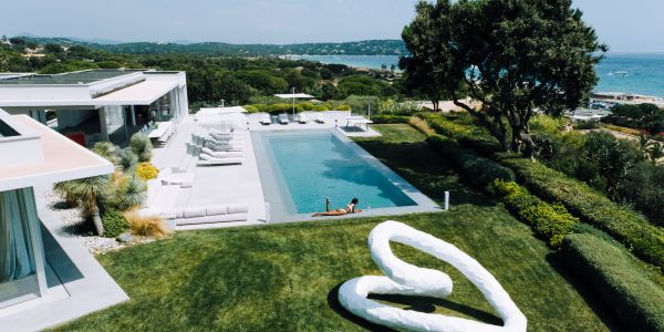 <b>Villa Ama</b><br>luxury rental IN ST-TROPEZ